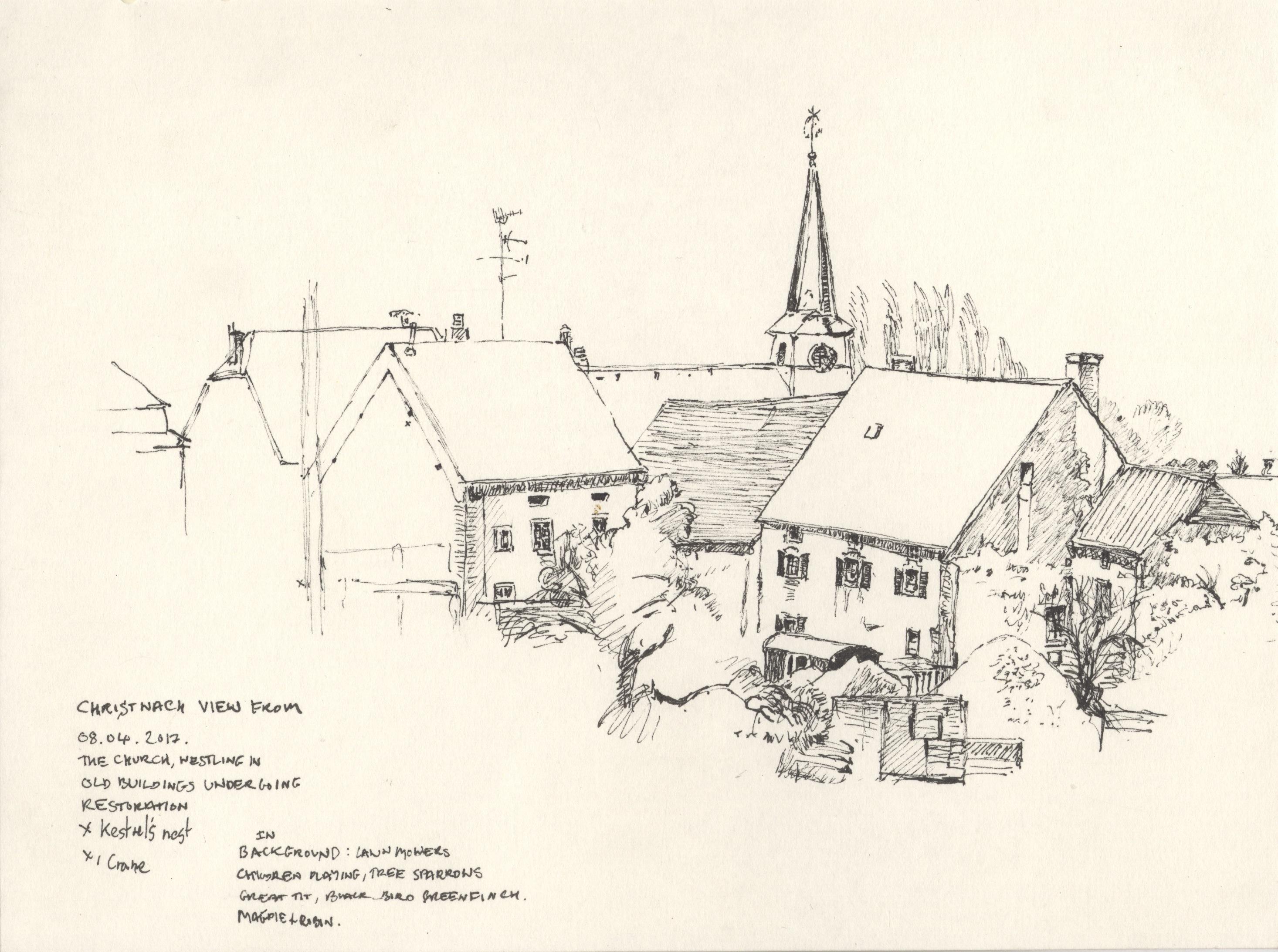Ausstellung im Kulturhaff Millermoler in Hinkel