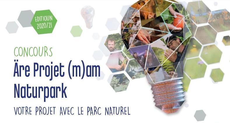 Wettbewerb: Äre Projet (m)am Naturpark
